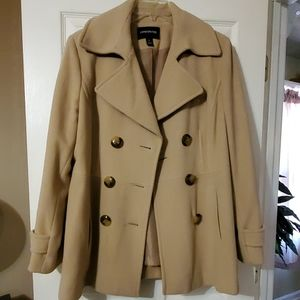 London Fog Peacoat